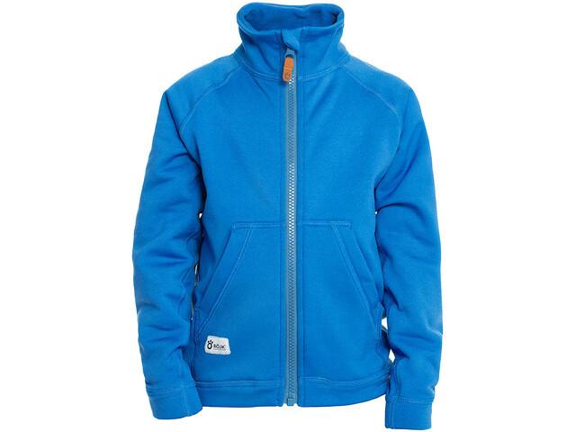 Röjk Kids Zippen Jacket Berry Blue